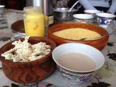 锡林郭勒美食记第二期——蒙古奶茶篇