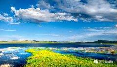 乌拉盖,那些随处可见的惊艳美景